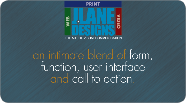 jlanedesigns, web and print design